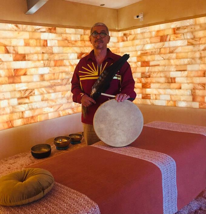 massage amérindien